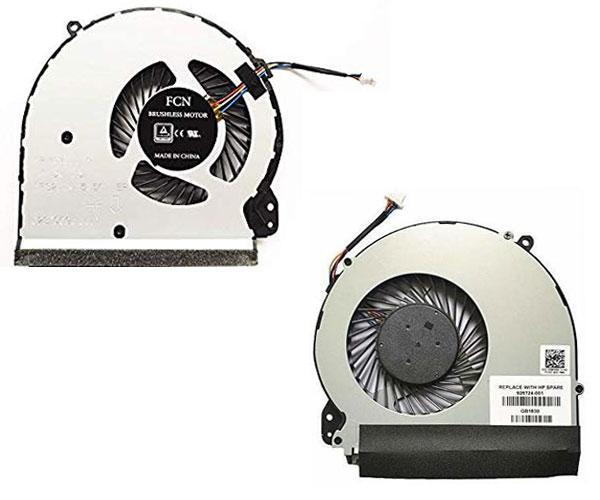 Ventilador portatil Hp 17-x - 17-bs - 17-y - Tpn-m121