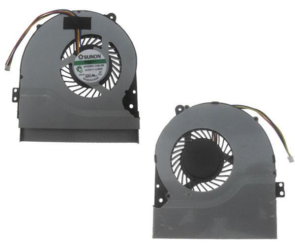 Ventilador Asus x550 x550v x550c x550vc x450 x450ca