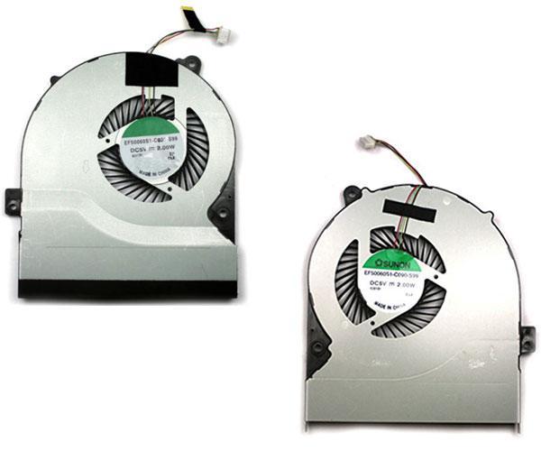 Ventilador Asus k56ca - s550ca - 13gnuh10p180-1