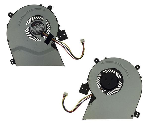 Ventilador Asus x451 - x551 - x551ma - x551ca - x451c - x451ca