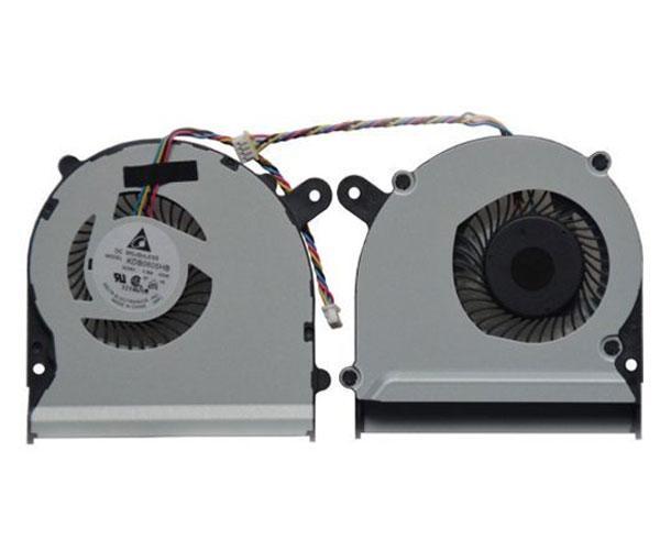 Ventilador Asus vivobook S400 - S400ca - S400c - S500