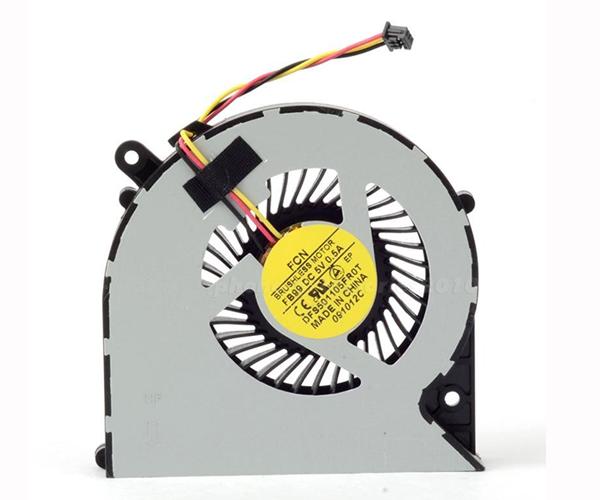 Ventilador para portatil Toshiba c850 - l850 - a660 -  3 pines