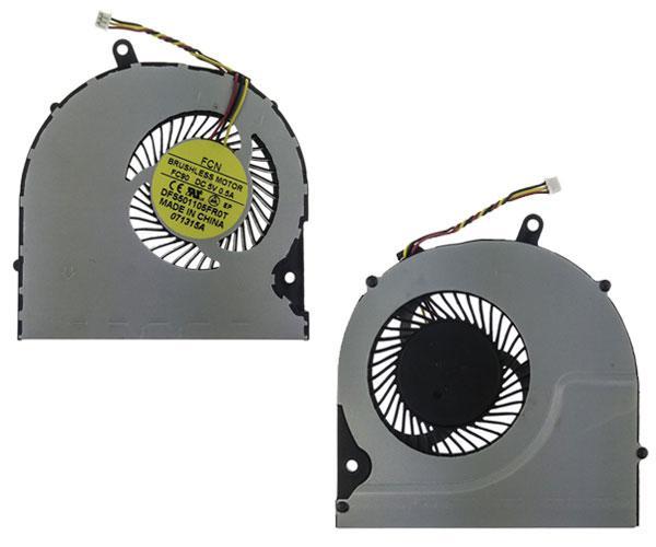 Ventilador Toshiba Satellite p50 - s50-a - s50s-a - s50t-a