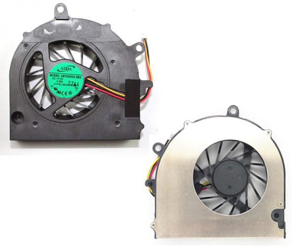Ventilador portatil Toshiba Satellite a500 - a505 intel