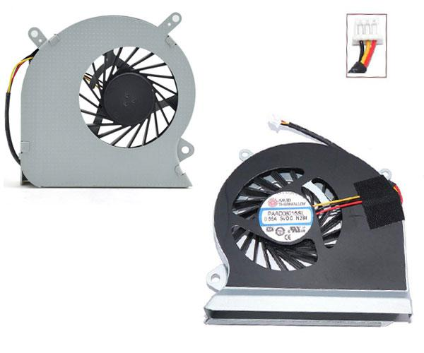 Ventilador MSI ge60 - ms16ga - ms16gc - 3 Pines