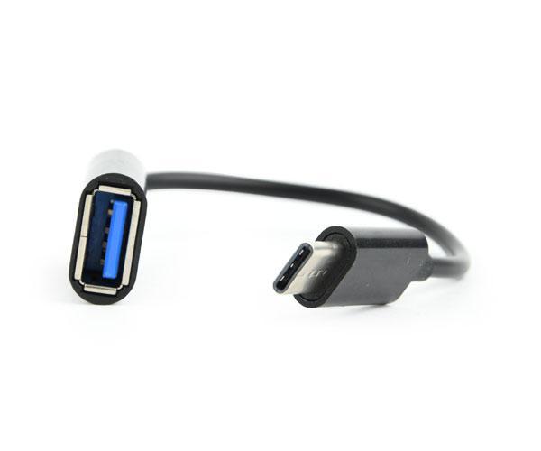 Cable OTG USB 2.0 a Type-C USB hembra - Ab-otg-cmaf2-01