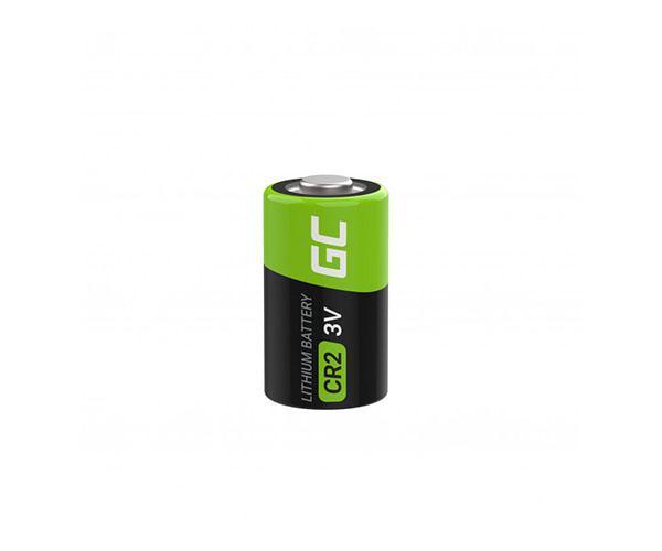 Pila litio cr2 3v 800mah  Greencell ( 1pcs)