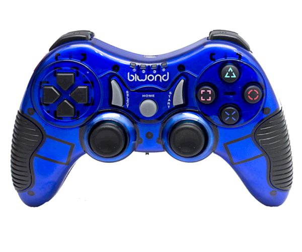 Mando xeonn azul Bluetooth pc - PS3 - android - ios