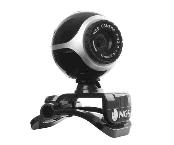 Webcam Ngs Xpresscamm300 - Sensor Cmos 300Kpx - 5Mpx - 8 Mpx
