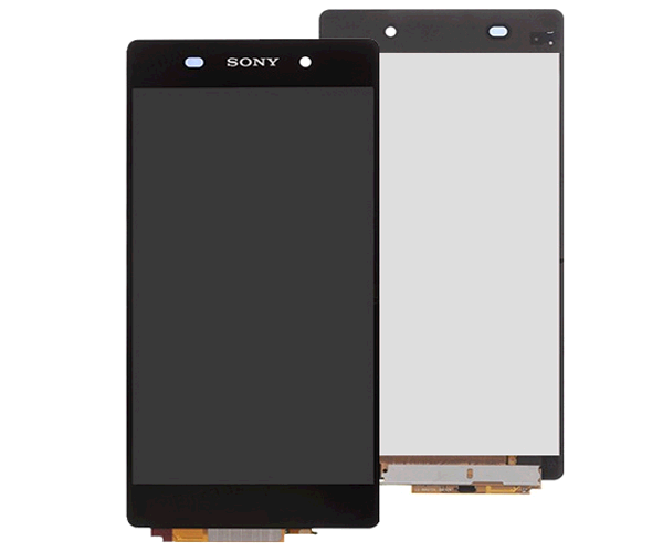 Pantalla Sony Xperia z2 LCD + digitalizador negra