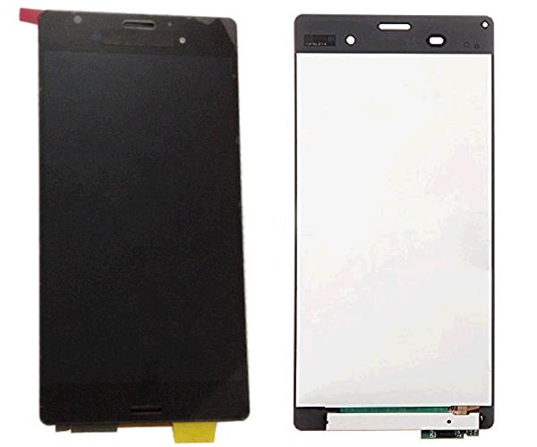 Pantalla Sony Xperia z3 LCD + digitalizador negra