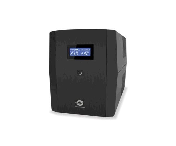 Sai Conceptronic Zeus 04e - 2200va Ups - 1320w - 2 Shucko - Puerto Lan - modem