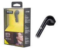 AURICULAR BLUETOOTH CT765 PEBBLE - VOZ HD NEGRO MTK
