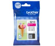 INKJET ORIG. BROTHER LC3213 MAGENTA 400 PAG.