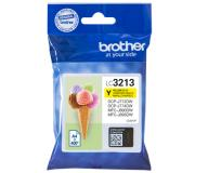 INKJET ORIG. BROTHER LC3213 AMARILLO 400 PAG.