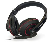 AURICULARES CON MICRO GAMING PHOENIX TALK AND PLAY NEGRO/ROJO