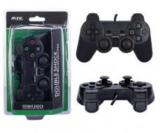 MANDO PS2 DUAL-SHOCK CON CABLE MTK K3305
