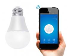 Bombilla wifi inteligente r4005 blanca / e27 / 7w / 600 lumens regulable / a+