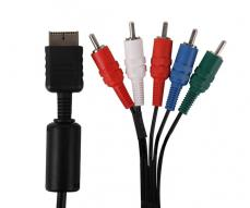 Cable componentes ps2 / PS3  1.8m