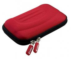 Funda HDD / SSD / Power Bank / 2.5  E-vitta cover shock red