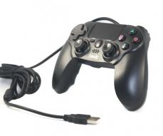 MANDO CON CABLE PS4 / PS3 / PC HAVIT HV-G4022 NEGRO