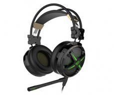 AURICULAR+ MICROFONO USB 7.1 HAVIT PROFESSIONAL GAMING PC  HV-H2163U
