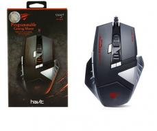 RATON GAMING HAVIT HV-MS798 NEGRO