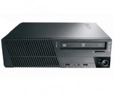 Pc sff Lenovo m81 Ocasión / i3-2100 3.1Ghz / 4Gb/ 250Gb/ DVD / win7 pro