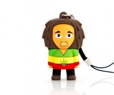 Pendrive animado USB 2.0 16Gb - bob marley