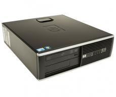 PC SFF HP DC 8000 OCASION / C2D E8400 3GHZ / 4GB / 250GB / DVD/ WIN 7 PRO