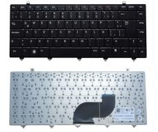 TECLADO DELL STUDIO 14 / 1450 / 1470 / 14Z SERIES NEGRO LATINO